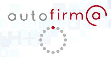 Logotipo de autofirma